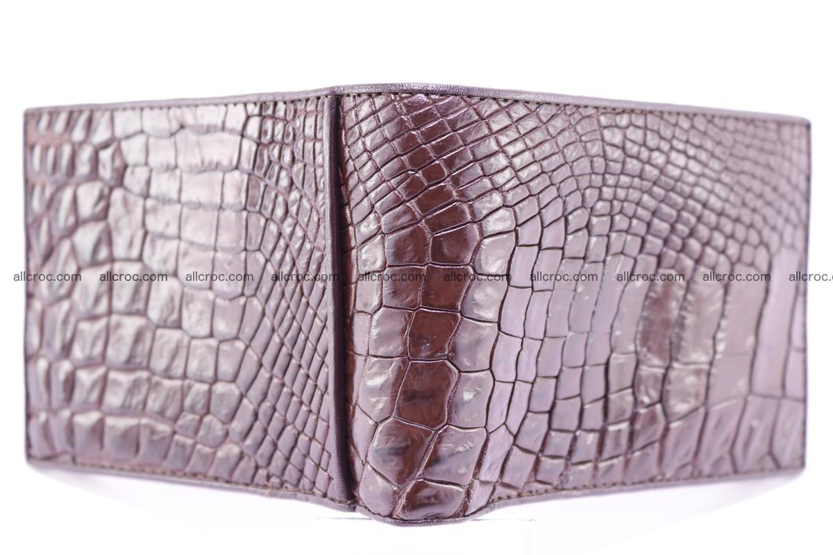 Siamese crocodile skin wallet 252 Foto 2