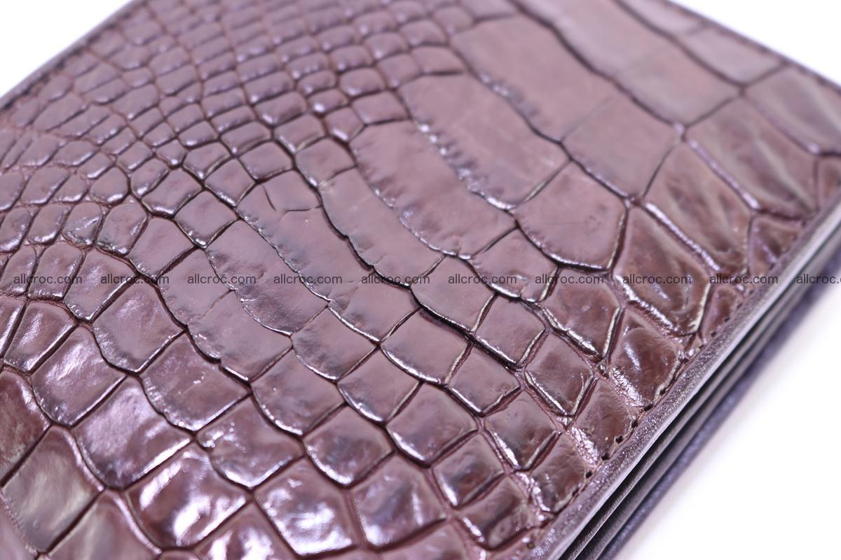 Siamese crocodile skin wallet 252 Foto 5