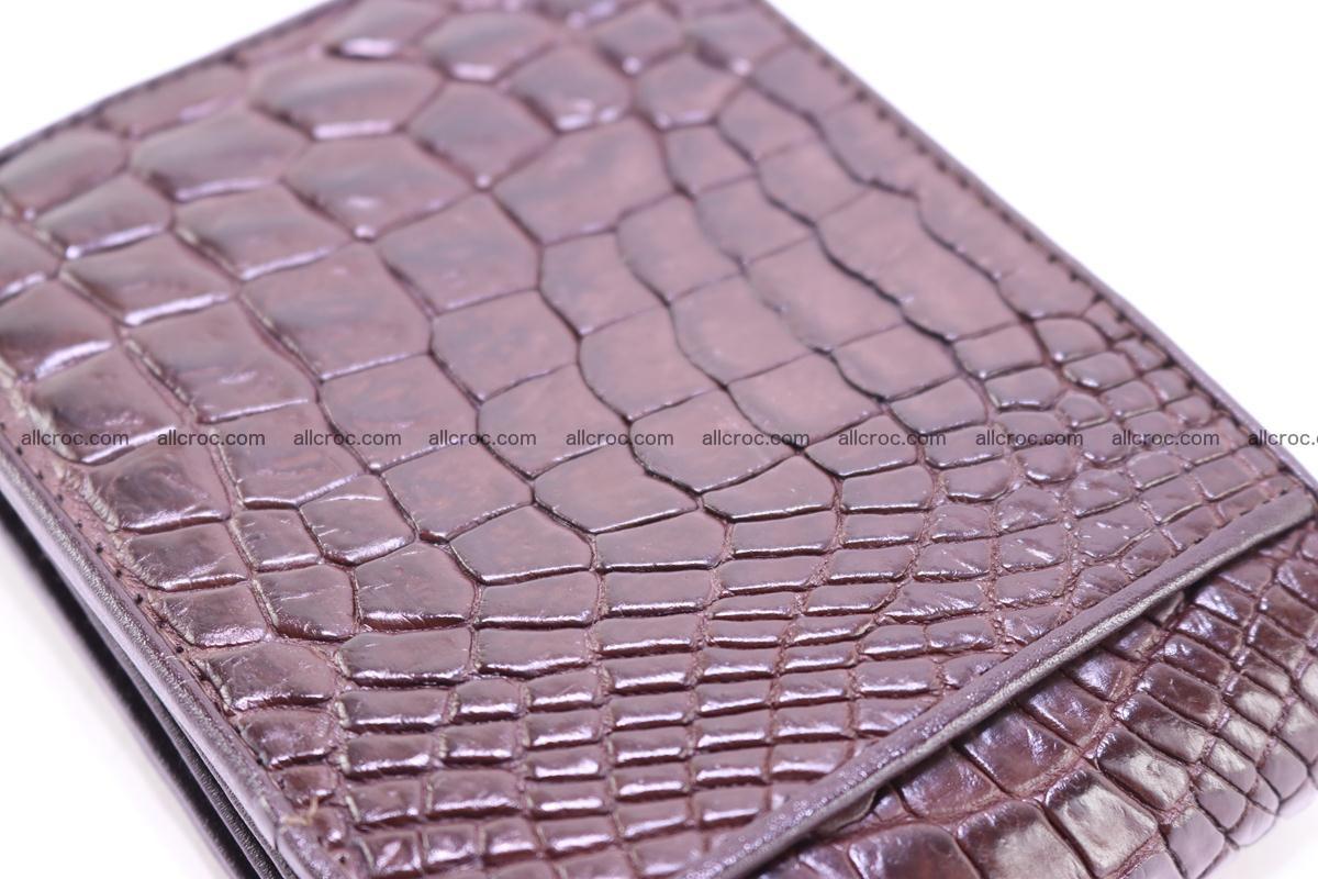 Siamese crocodile skin wallet 252 Foto 6