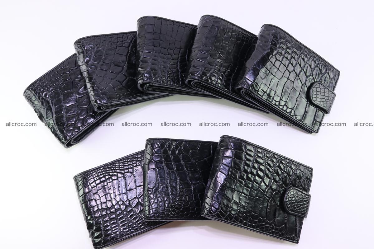 Siamese crocodile skin wallet 255 Foto 7