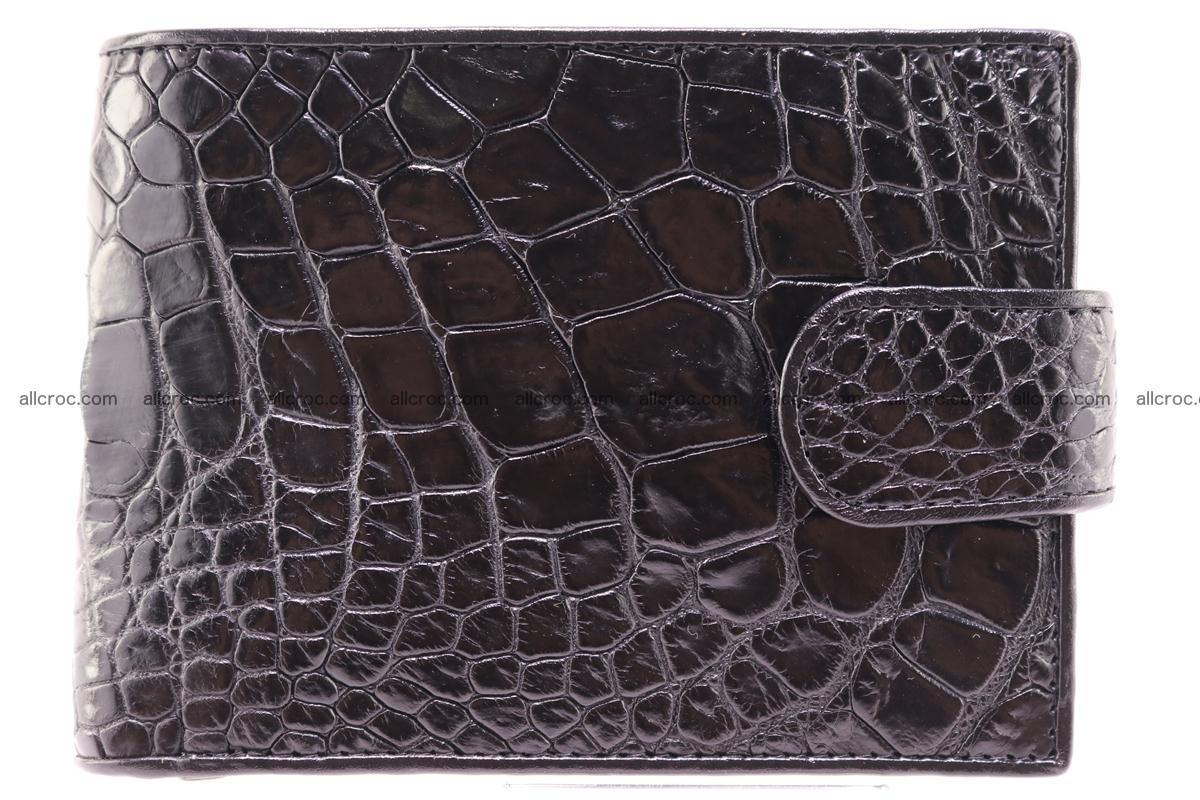 Siamese crocodile skin wallet 255 Foto 0