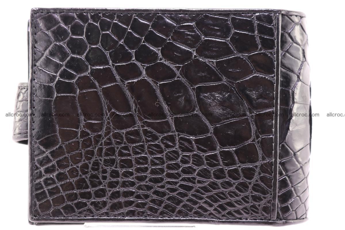 Siamese crocodile skin wallet 255 Foto 1