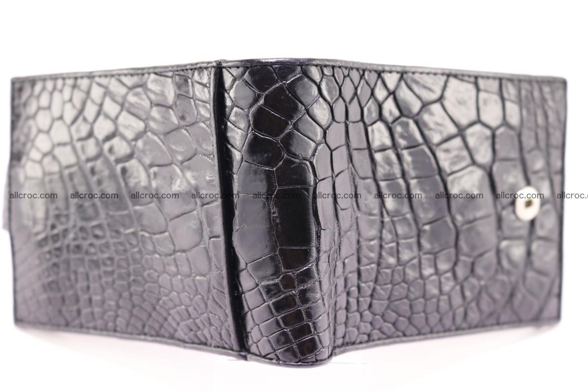 Siamese crocodile skin wallet 255 Foto 2