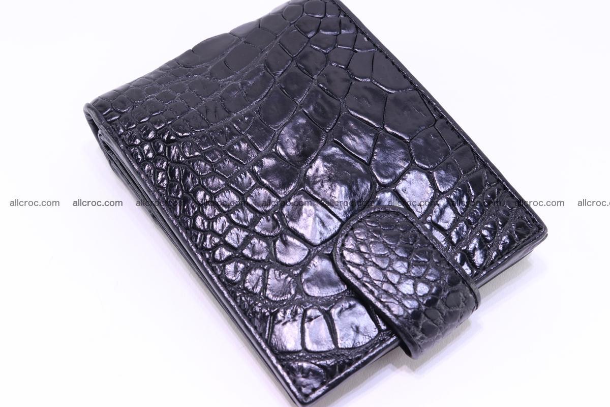 Siamese crocodile skin wallet 255 Foto 6