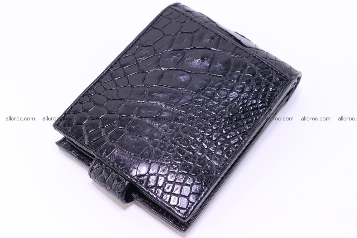 Siamese crocodile skin wallet 255 Foto 4