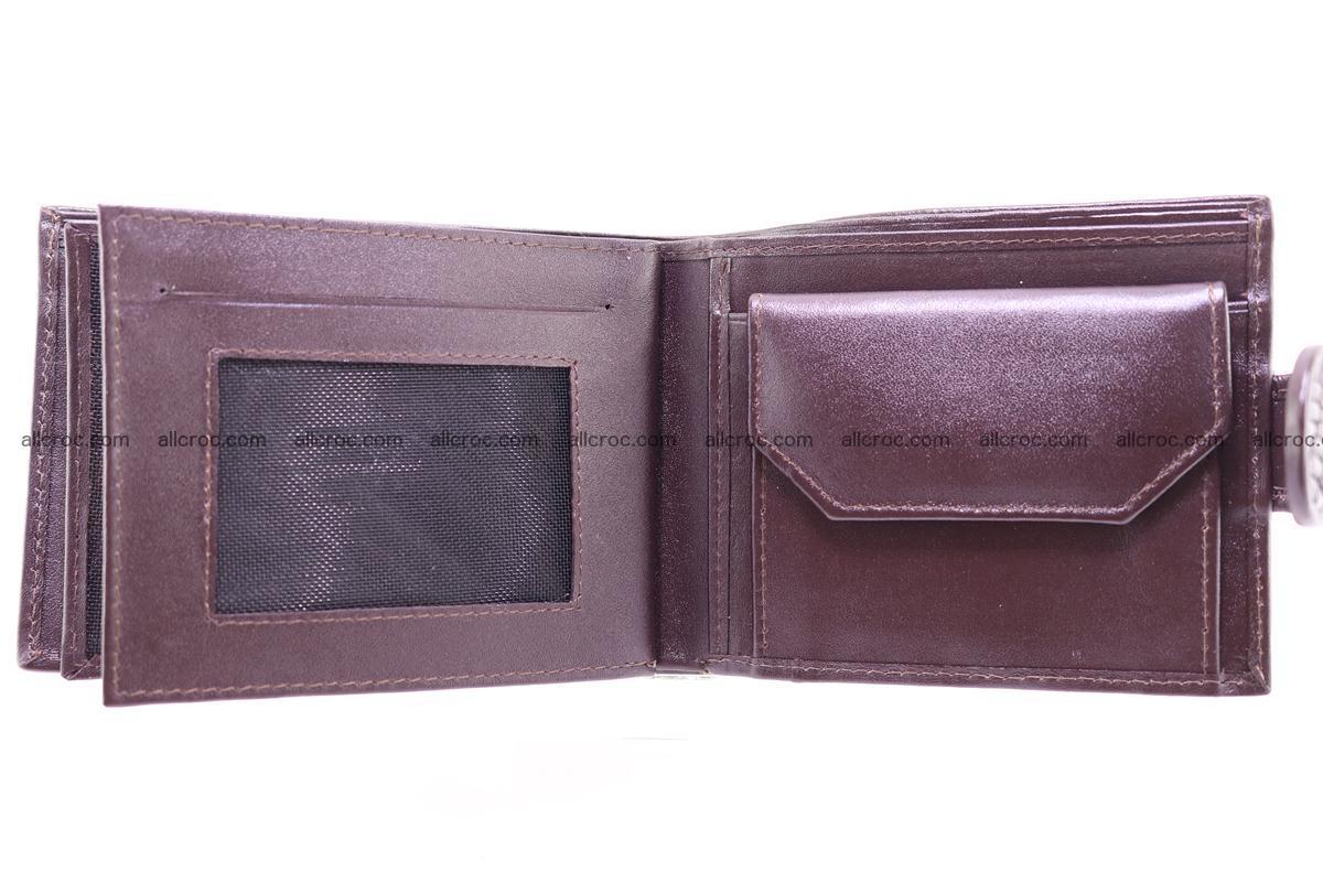 Siamese crocodile skin wallet  254 Foto 9