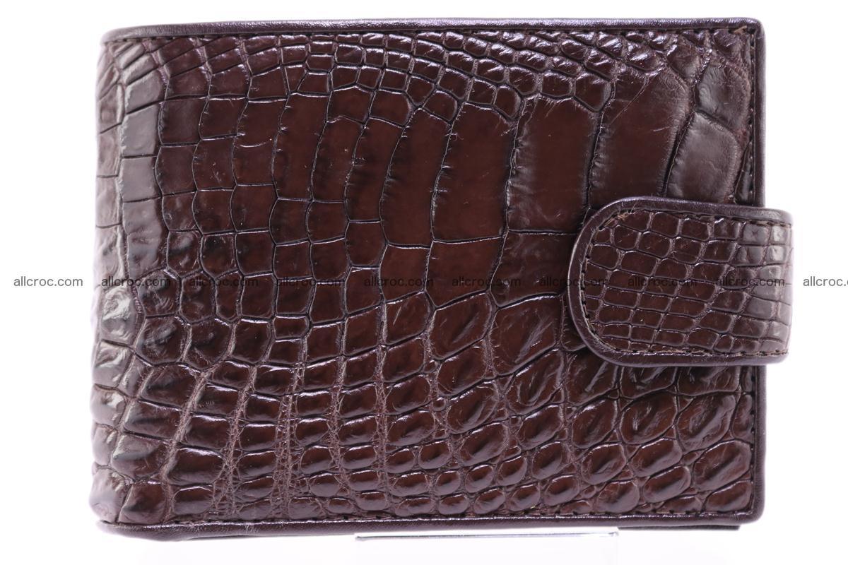 Siamese crocodile skin wallet  254 Foto 0