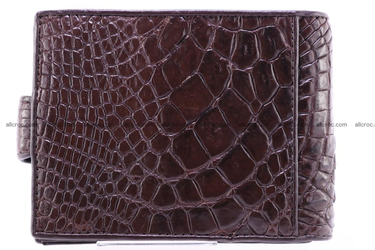 Siamese crocodile skin wallet  254 Foto 1