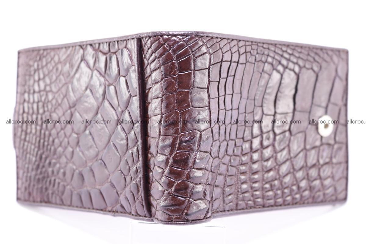 Siamese crocodile skin wallet  254 Foto 2