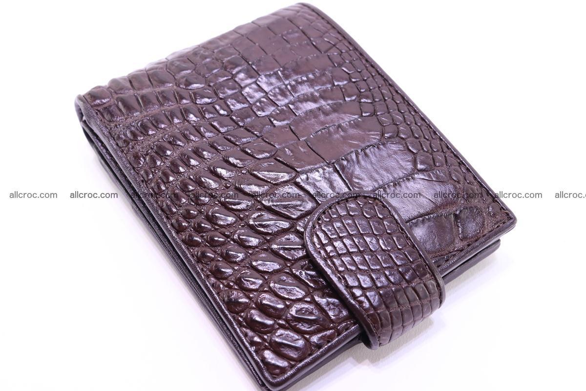 Siamese crocodile skin wallet  254 Foto 6