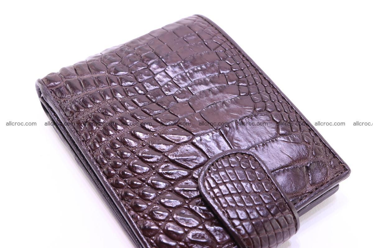 Siamese crocodile skin wallet  254 Foto 5