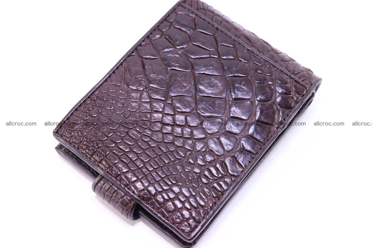 Siamese crocodile skin wallet  254 Foto 4