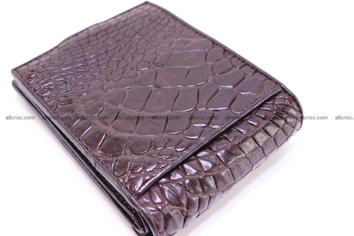 Siamese crocodile skin wallet  254 Foto 3