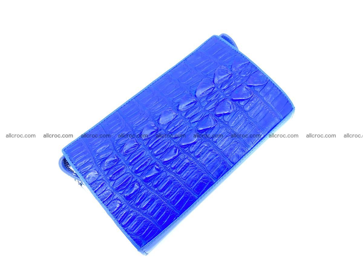 Purse for women from crocodile leather 550 Foto 4
