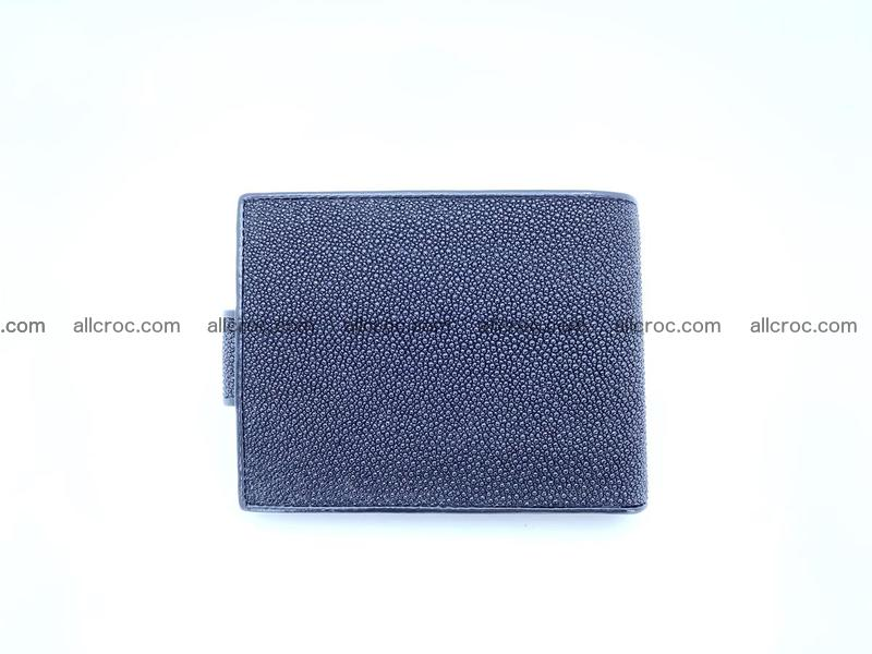 Stingray leather billfold small size 1098