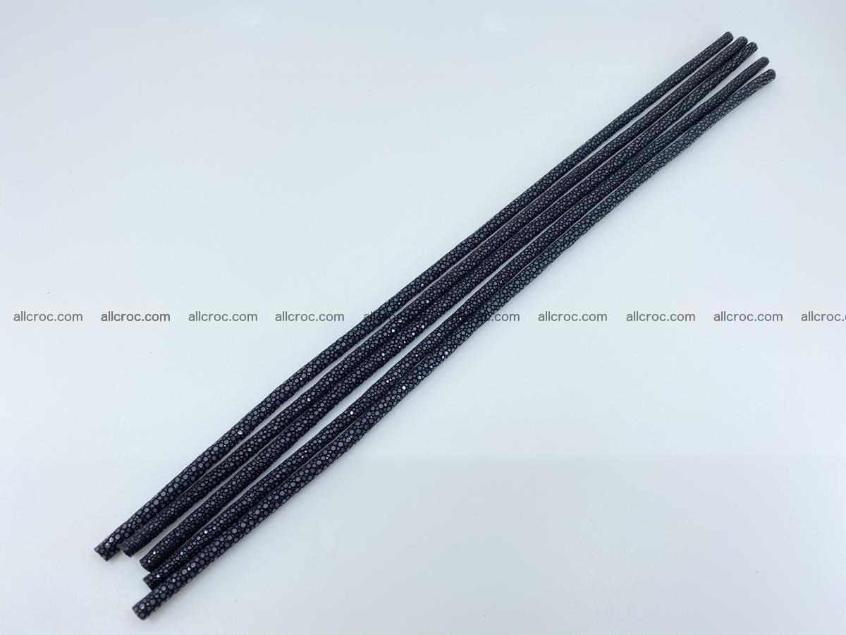 Stingray leather cords 678 Foto 2