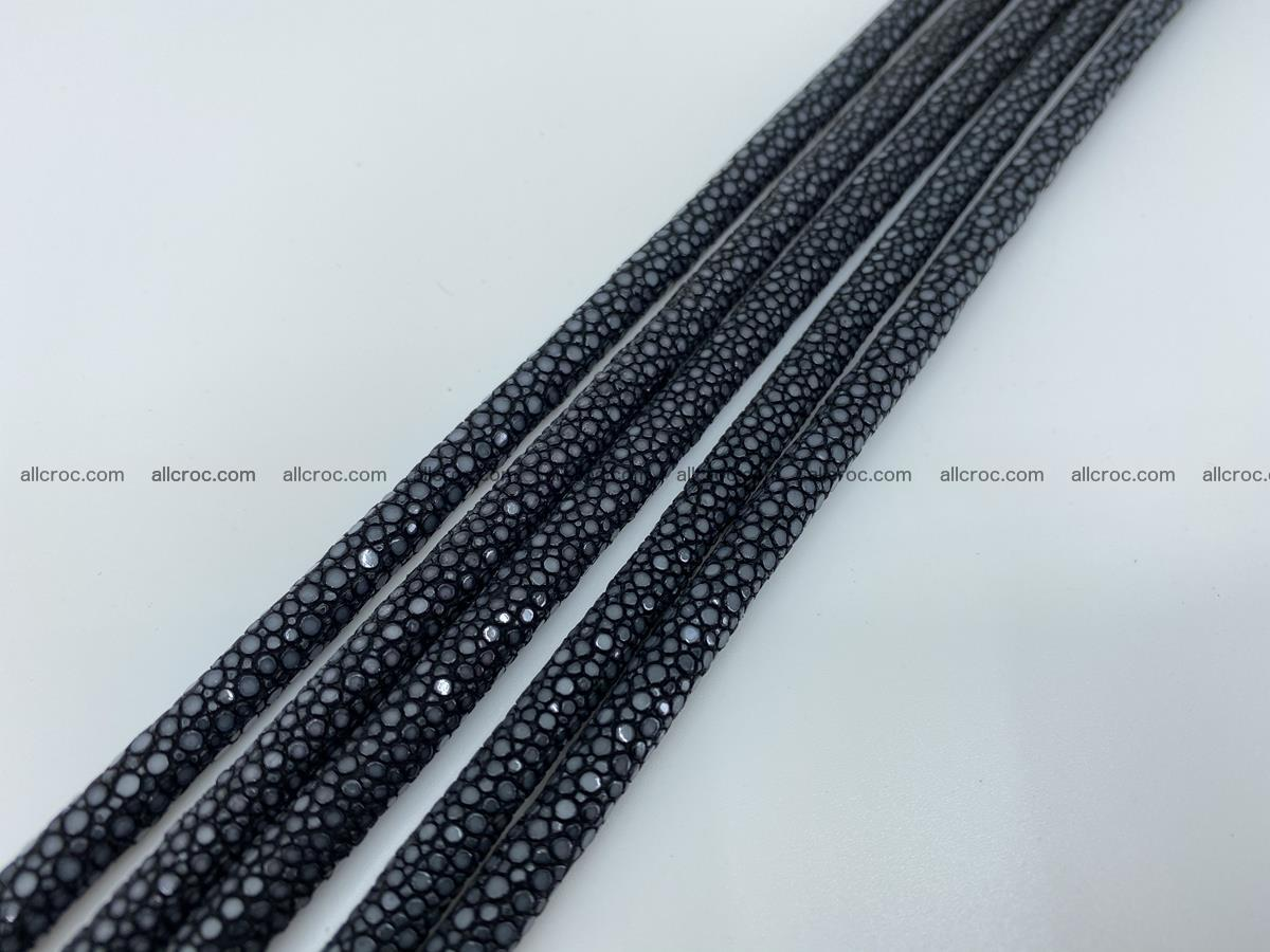 Stingray leather cords 678 Foto 4