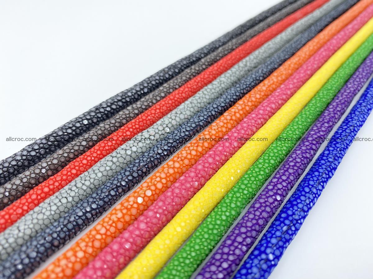Stingray leather cords 678 Foto 6