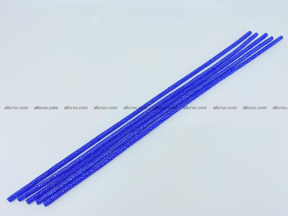 Stingray leather cords 688 Foto 3