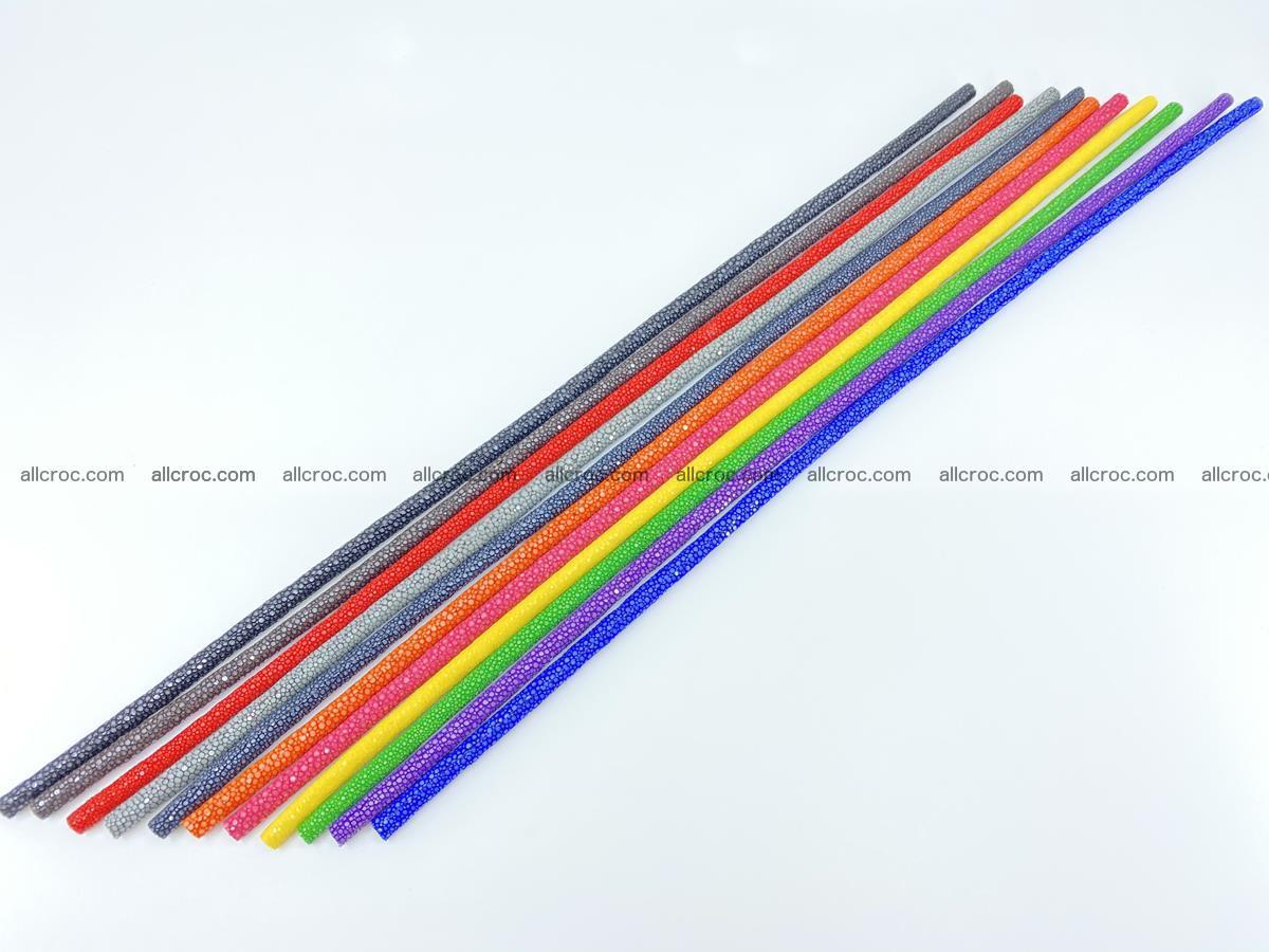 Stingray leather cords 688 Foto 7