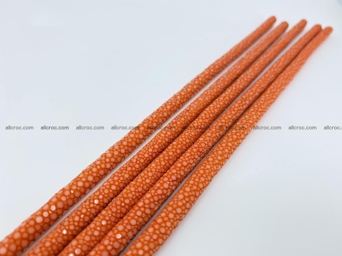 Stingray leather cords 683 Foto 3