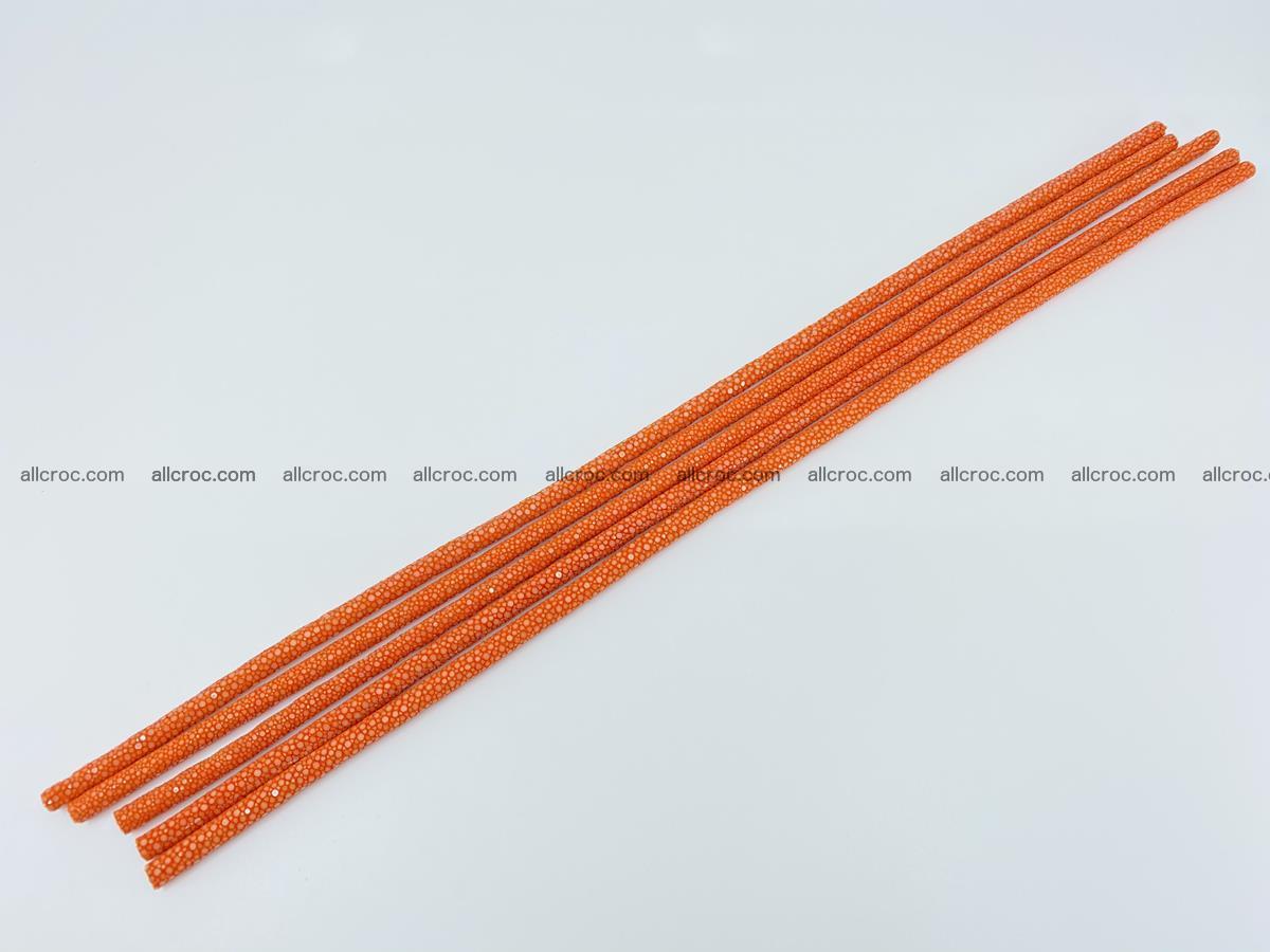 Stingray leather cords 683 Foto 4