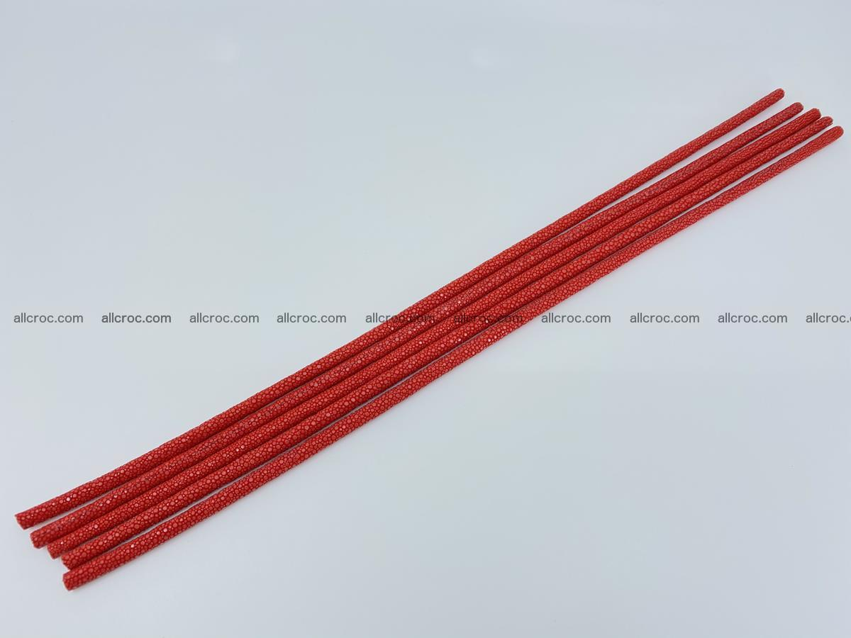 Stingray leather cords 680 Foto 3