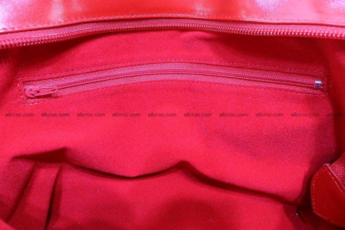 Stingray leather women's handbag 387 Foto 11