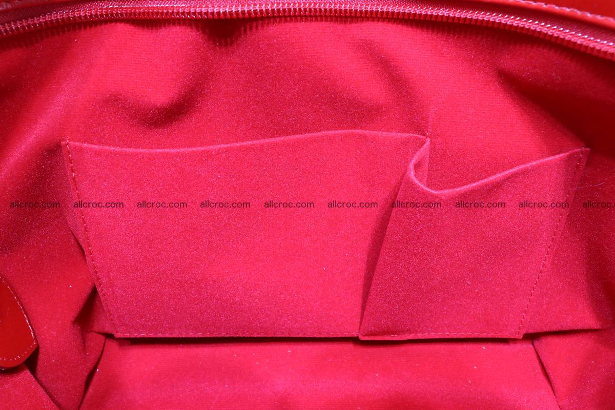Stingray leather women's handbag 387 Foto 12