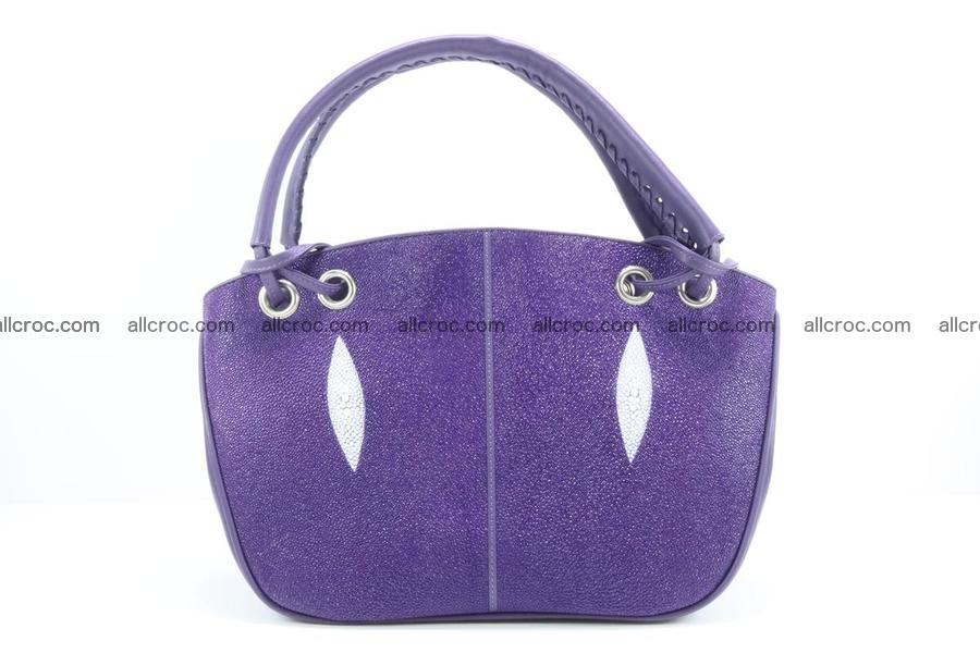 Stingray leather women's handbag 388