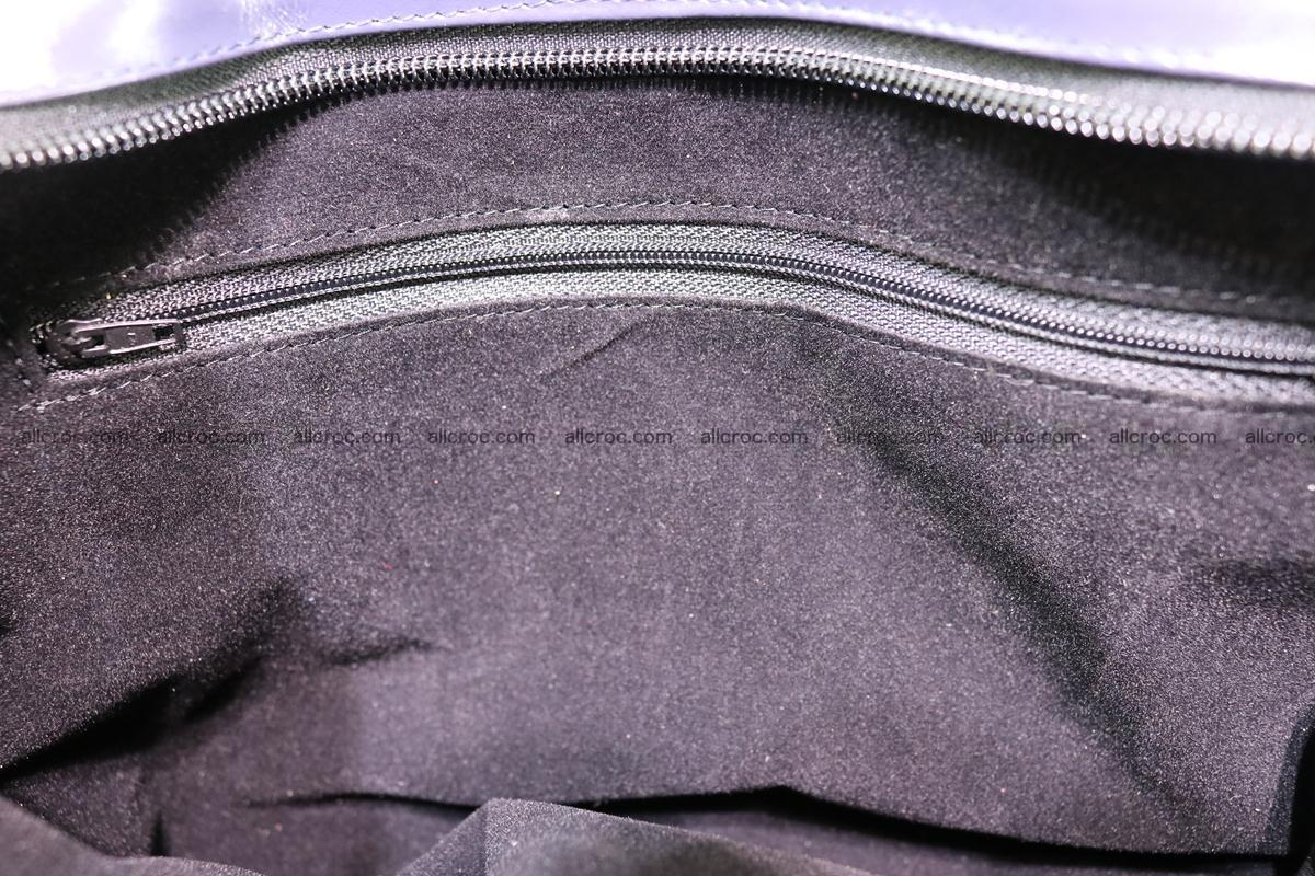Stingray leather women's handbag 389 Foto 12