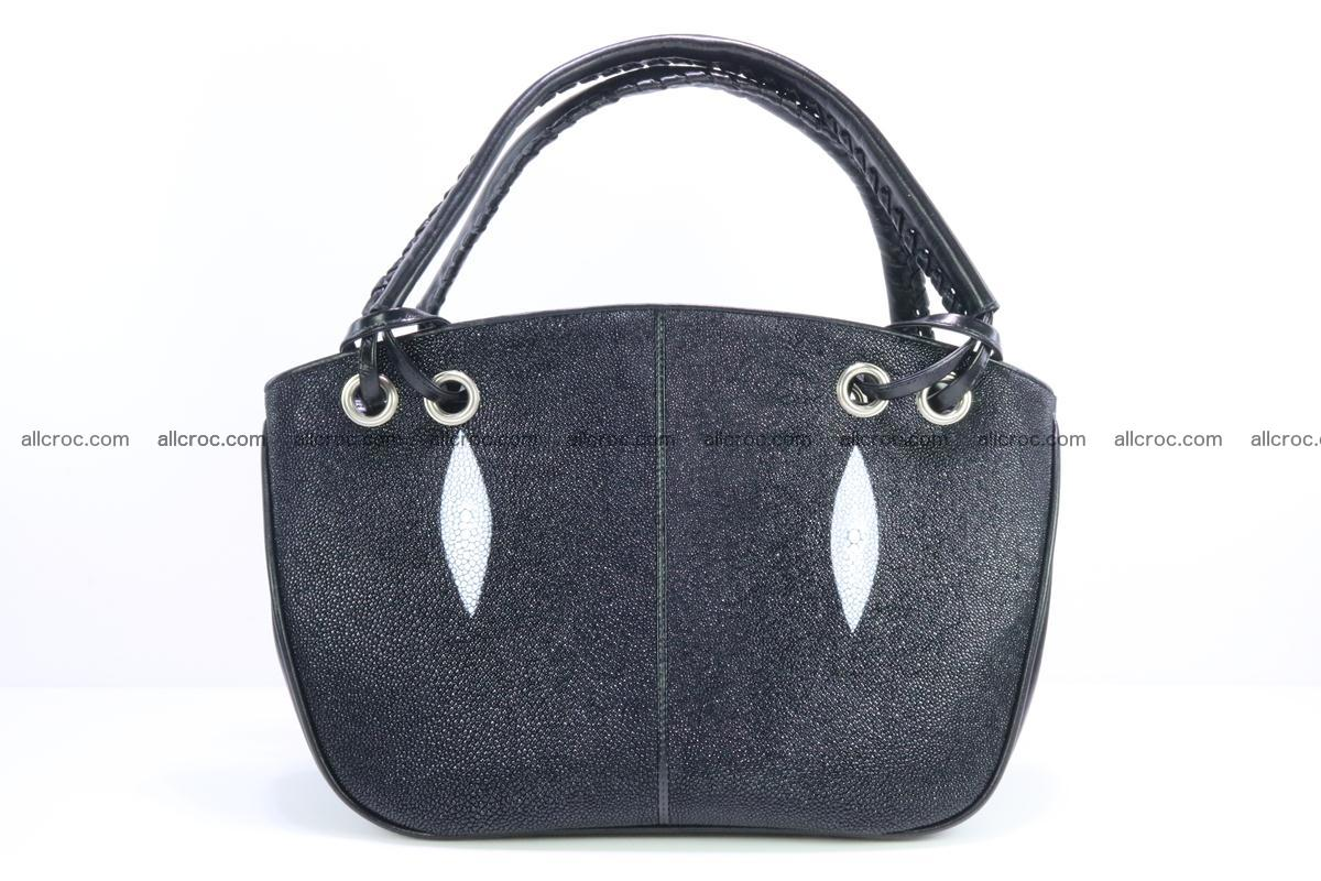 Stingray leather women's handbag 390 Foto 0
