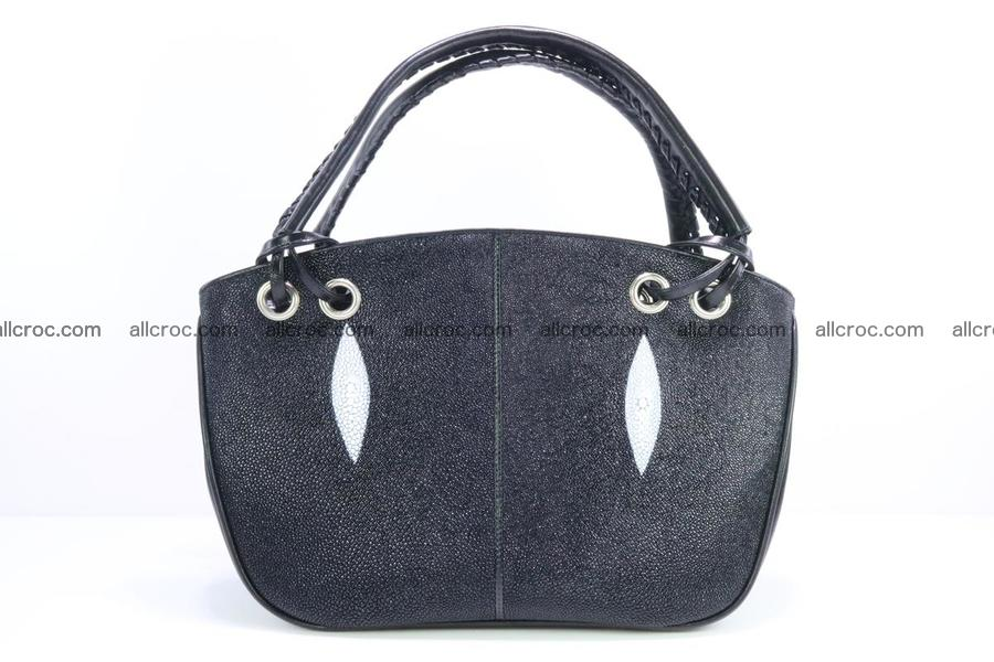 Stingray leather women's handbag 390