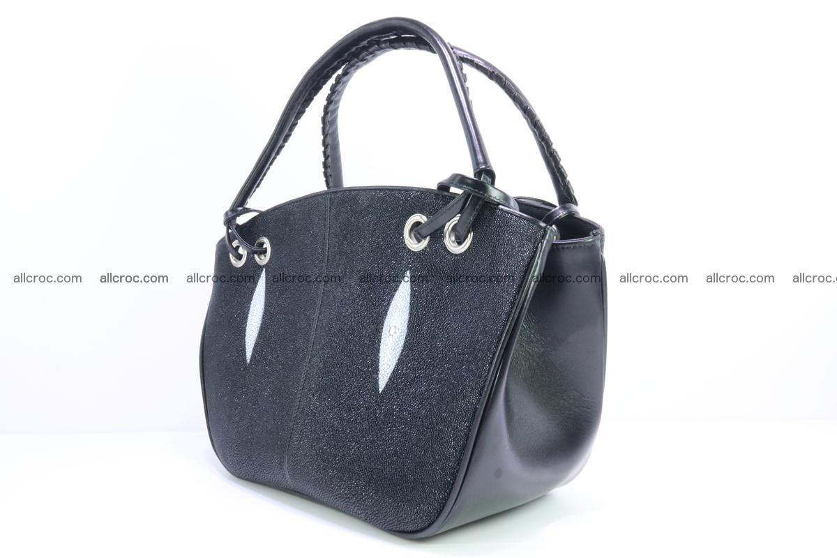 Stingray leather women's handbag 390 Foto 1