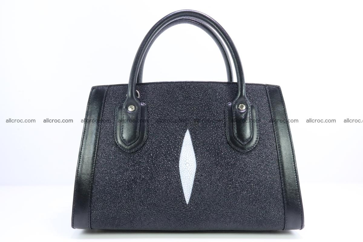 Stingray skin handbag 383 Foto 0