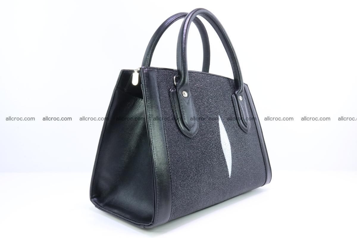 Stingray skin handbag 383 Foto 1