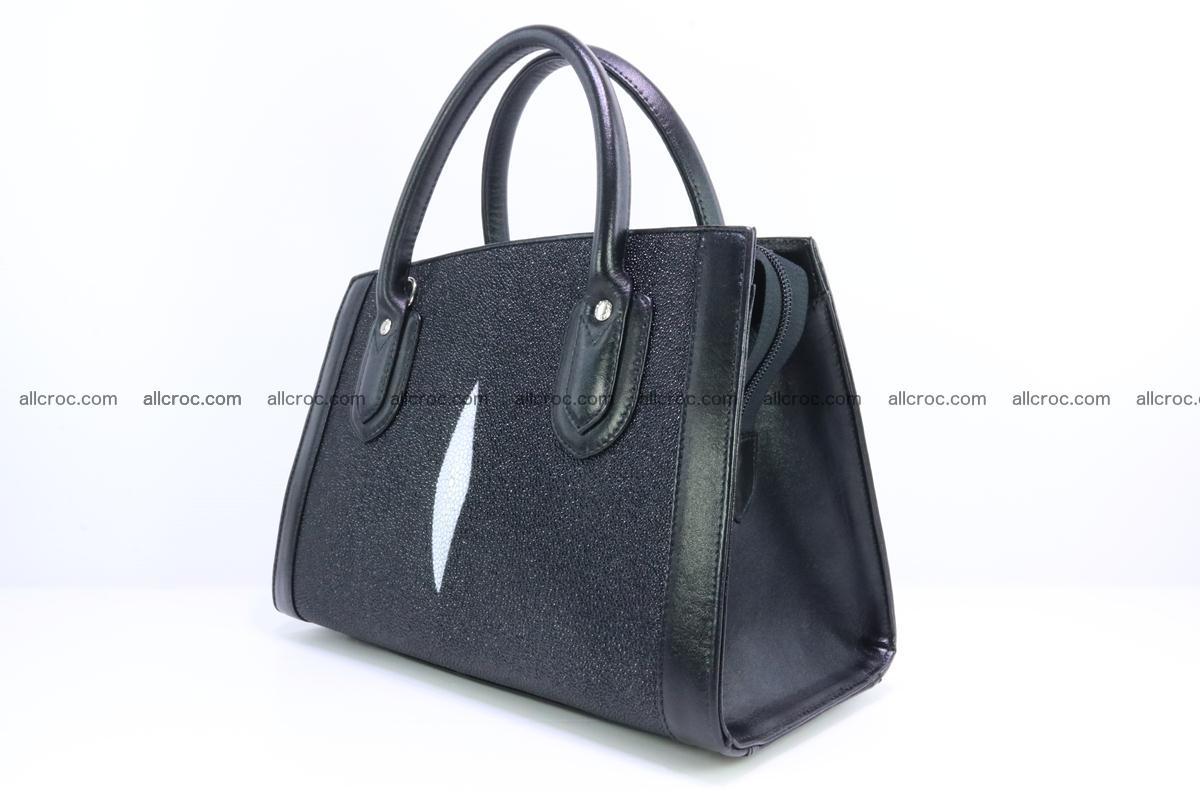 Stingray skin handbag 383 Foto 2