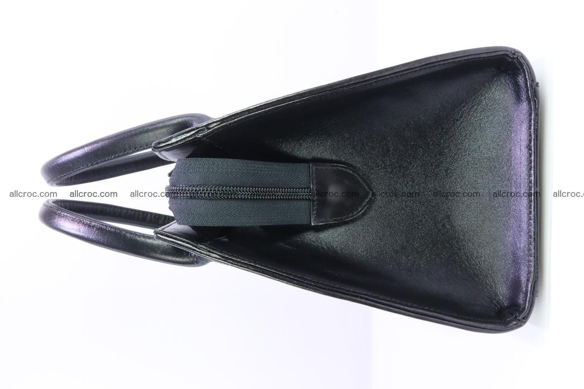 Stingray skin handbag 383 Foto 3