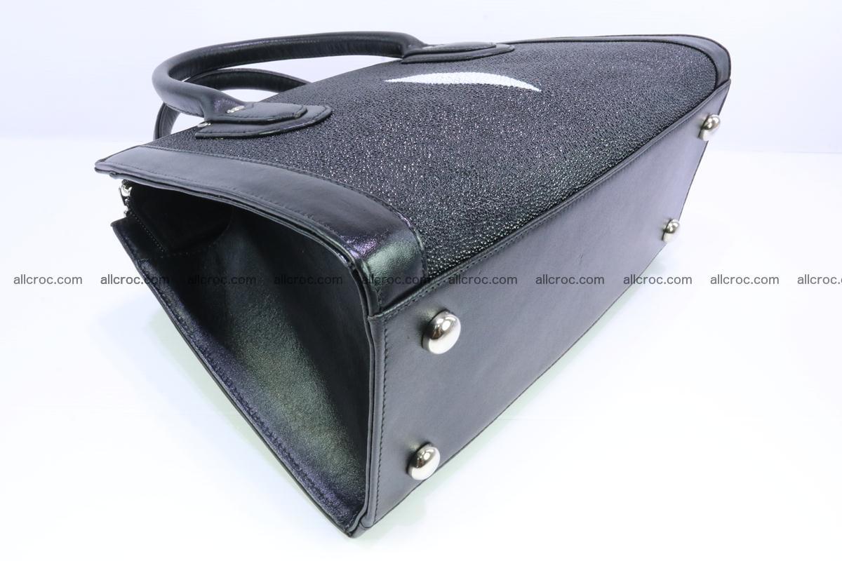 Stingray skin handbag 383 Foto 4