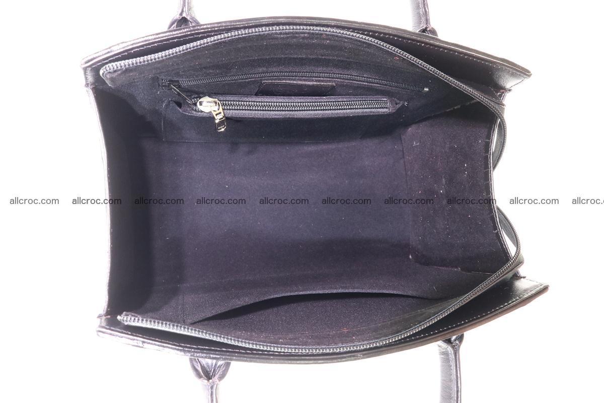 Stingray skin handbag 383 Foto 9