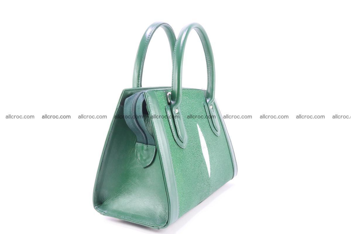 Stingray skin handbag 380 Foto 2