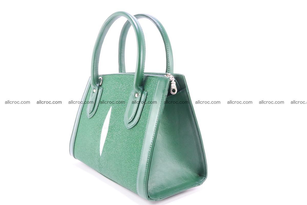 Stingray skin handbag 380 Foto 3