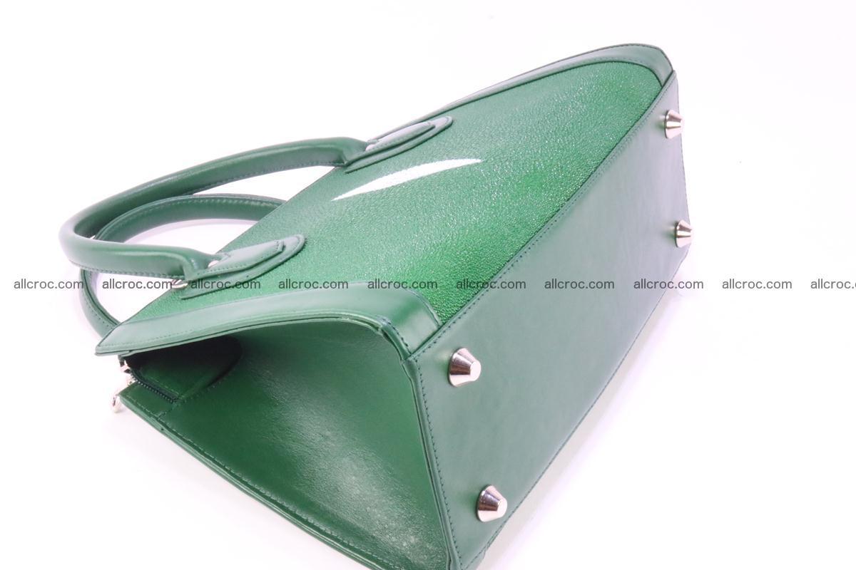 Stingray skin handbag 380 Foto 5
