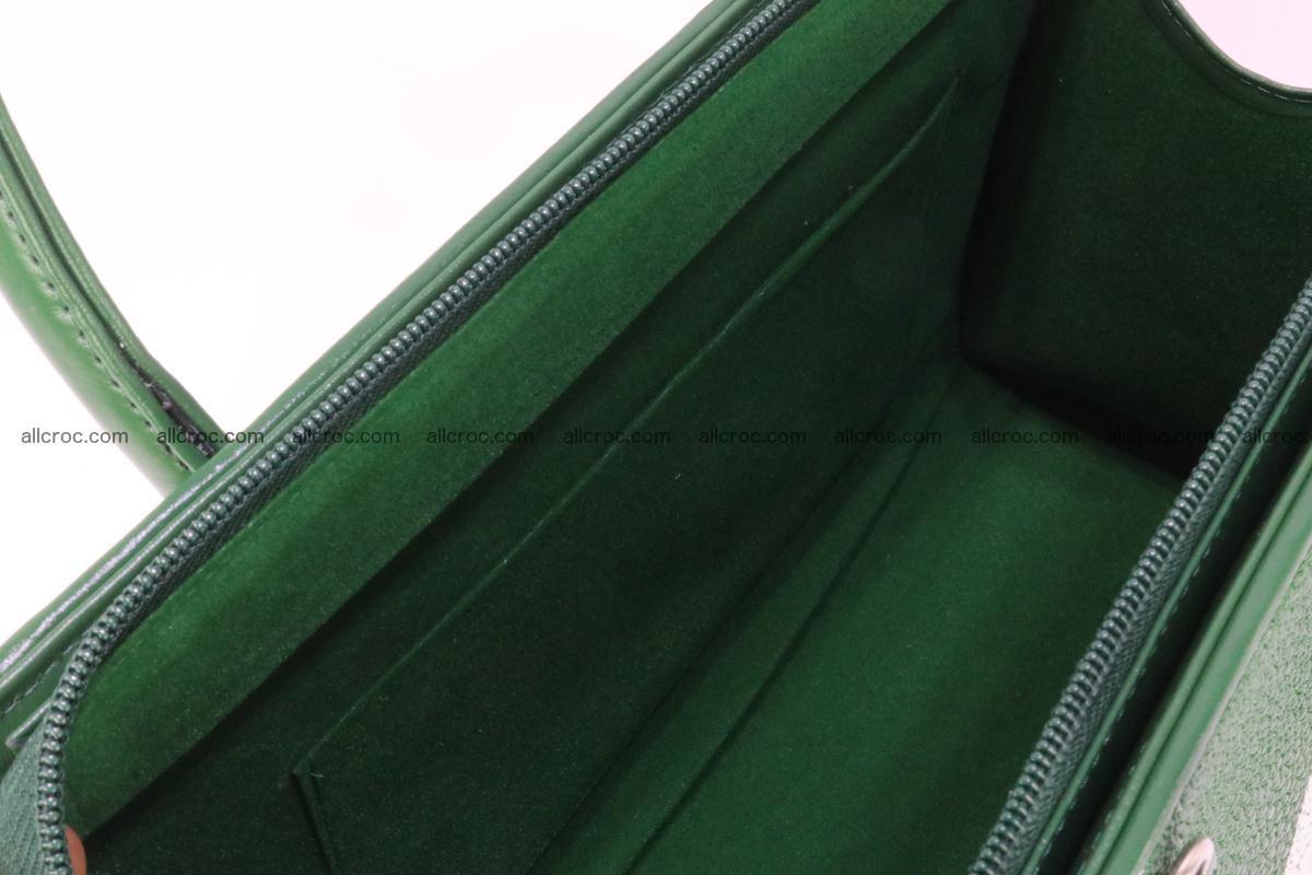Stingray skin handbag 380 Foto 9