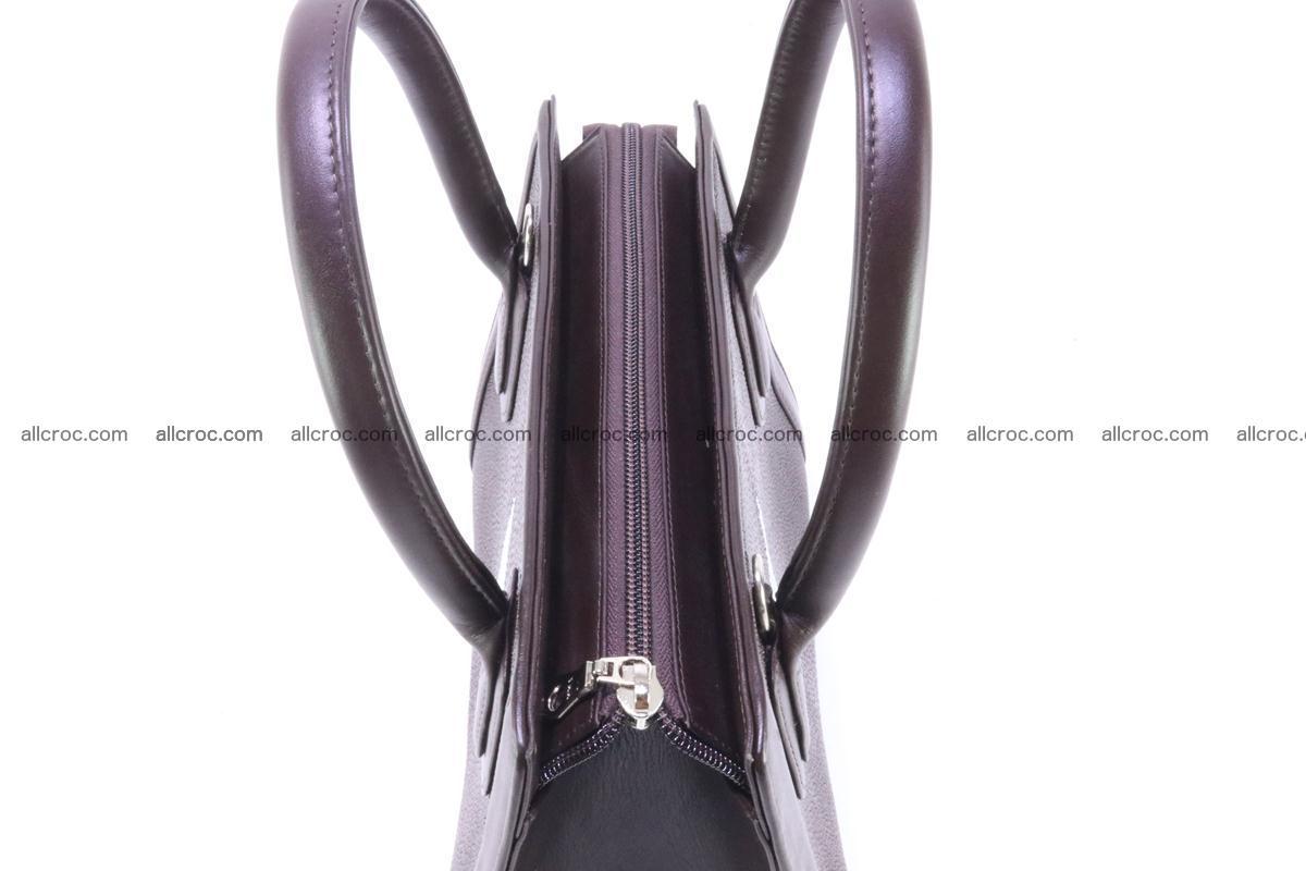 Stingray skin handbag 381 Foto 6