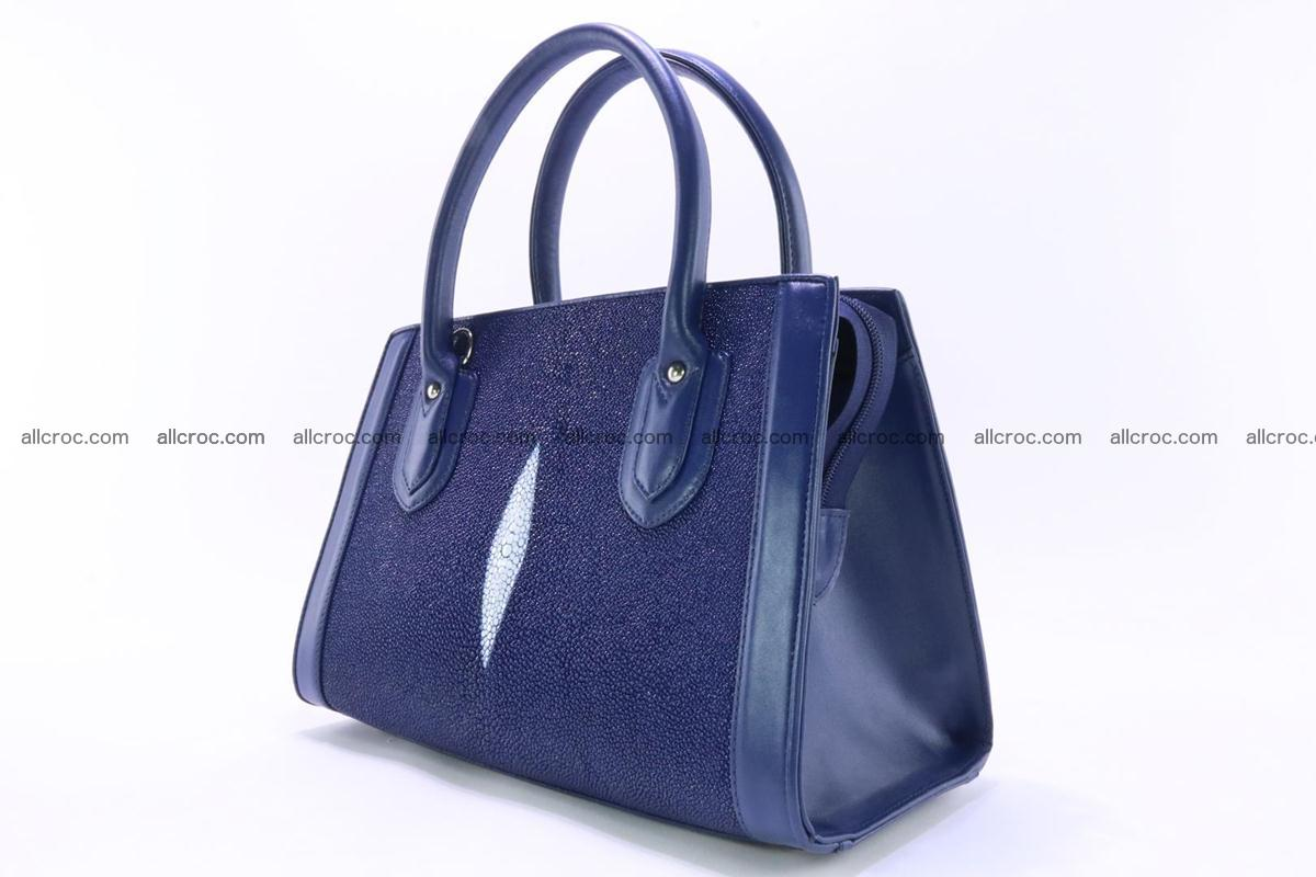 Stingray skin handbag 382 Foto 1