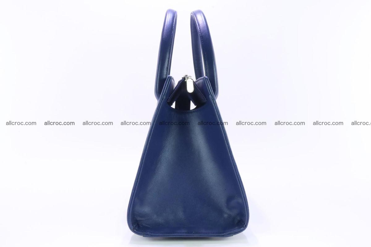 Stingray skin handbag 382 Foto 3