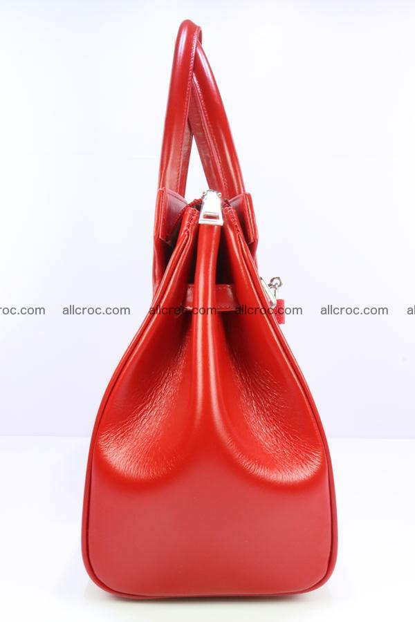 Stingray skin handbag replica of Hermes Birkin 384 Foto 5