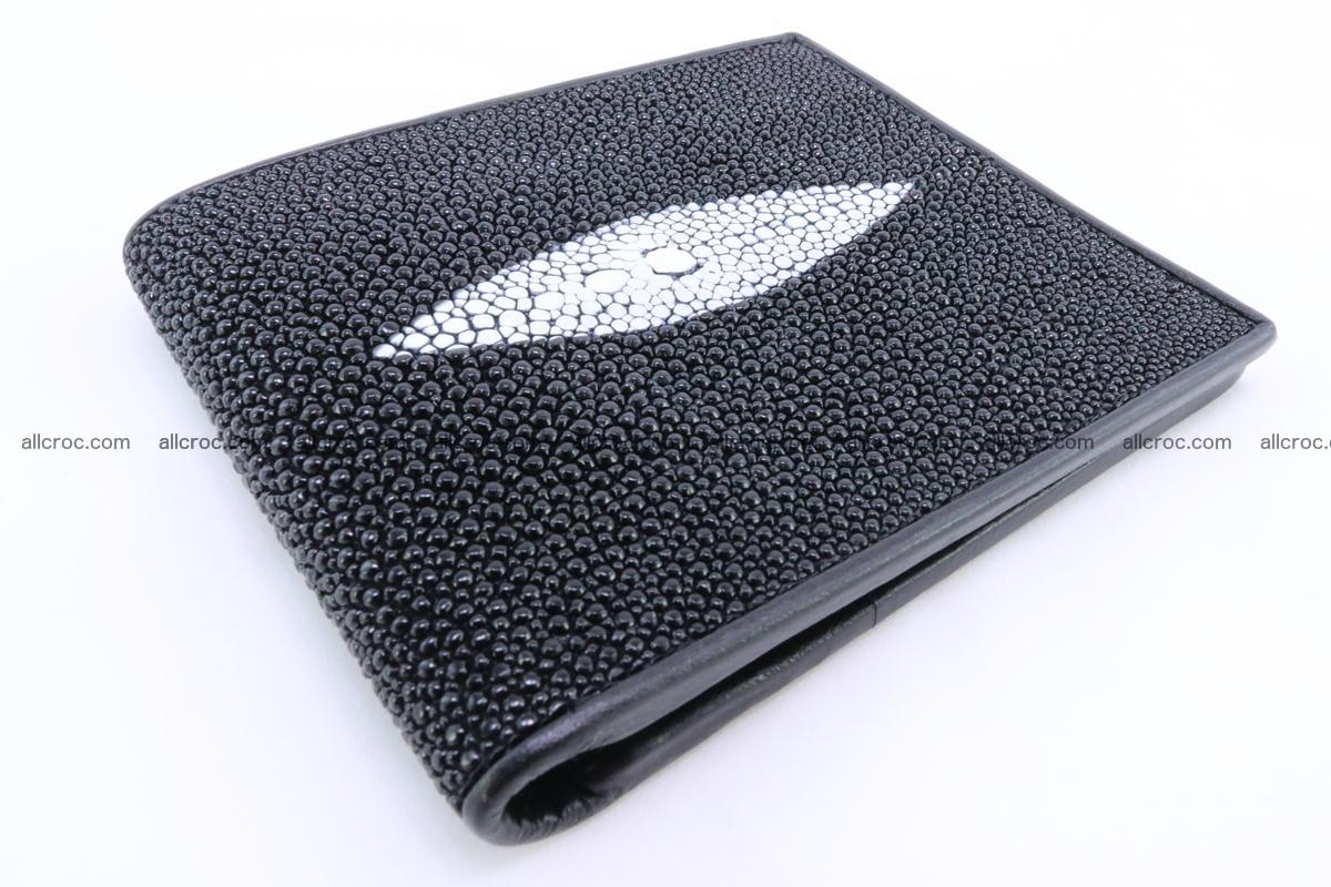 Stingray skin wallet 361 Foto 4