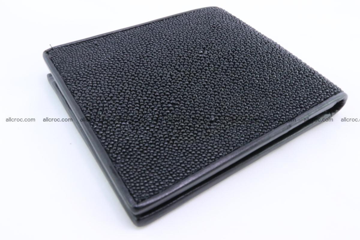 Stingray skin wallet 361 Foto 2